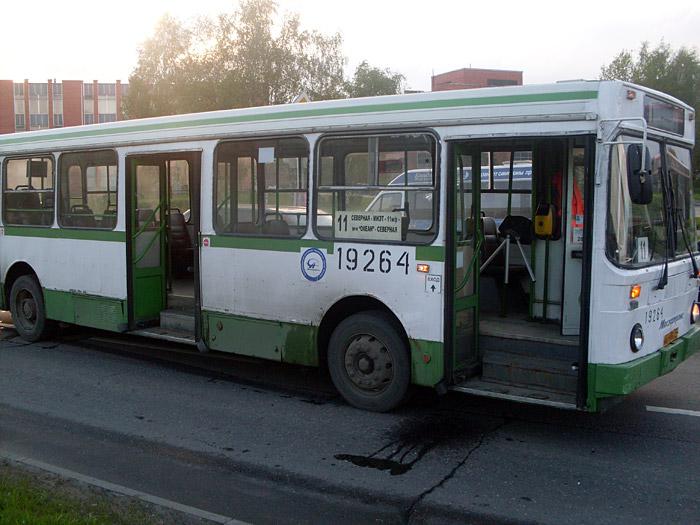 Как сообщил заместитель начальника окружного отдела ГИБДД Сергей Плотников, 27-летний водитель автобуса маршрута...